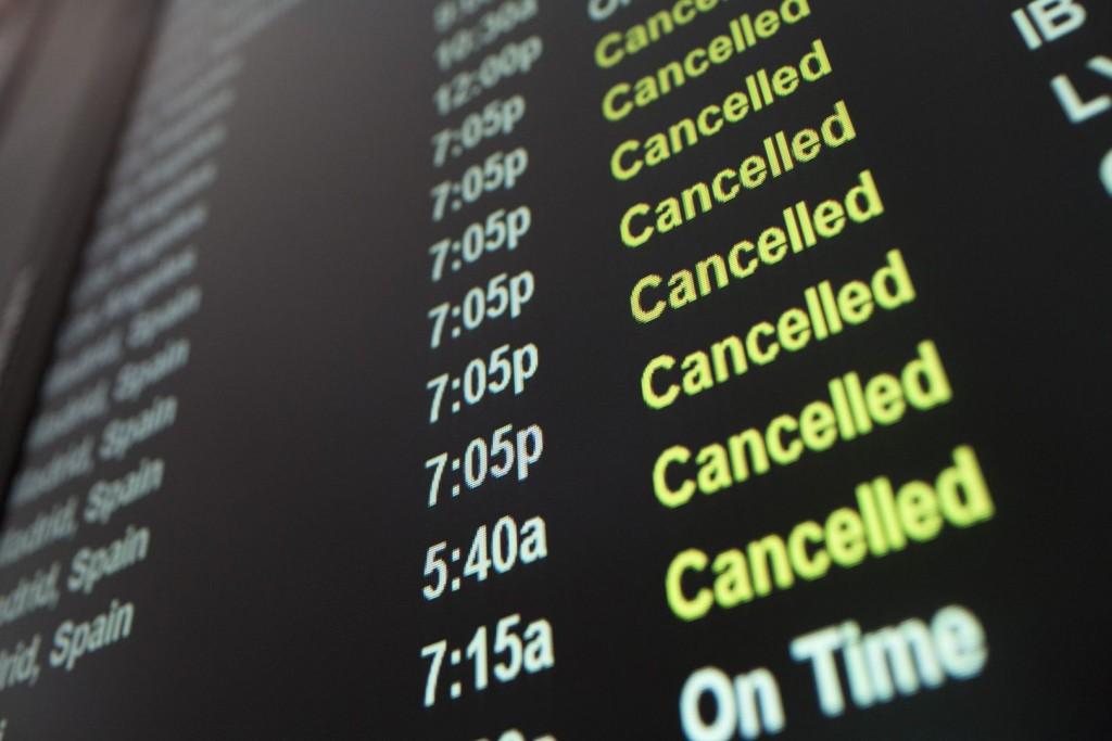 Atšaukiami Ryanair skrydžiai