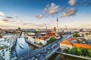 Berlynas. Ryanair skrydžiai į Berlyną