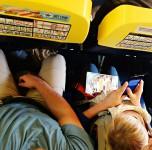 Keičiasi Ryanair sėdimų vietų politika keliaujant su vaikais