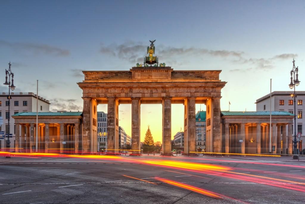 Lėktuvų bilietai į Berlyną