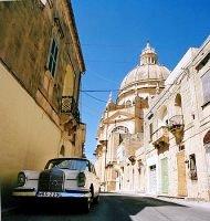 Malta. Ryanair skrydžiai į Maltą