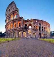 Roma. Ryanair skrydžiai į Romą