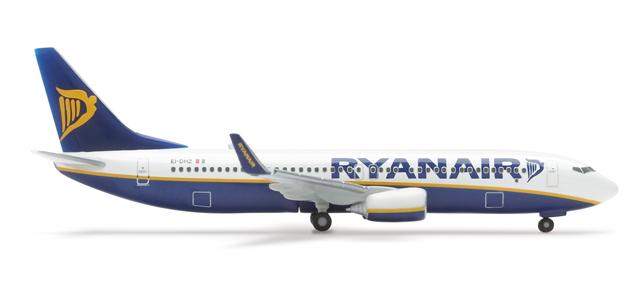 Ryanair lėktuvai