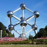 Ryanair skrydžiai į Belgiją. Briuselis. Atomium