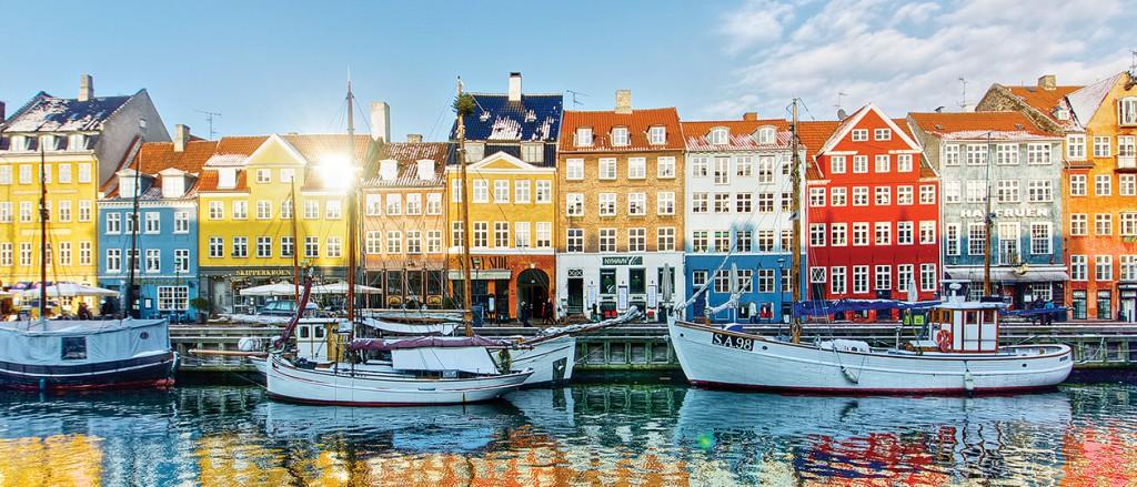 Ryanair skrydžiai į Kopenhagą