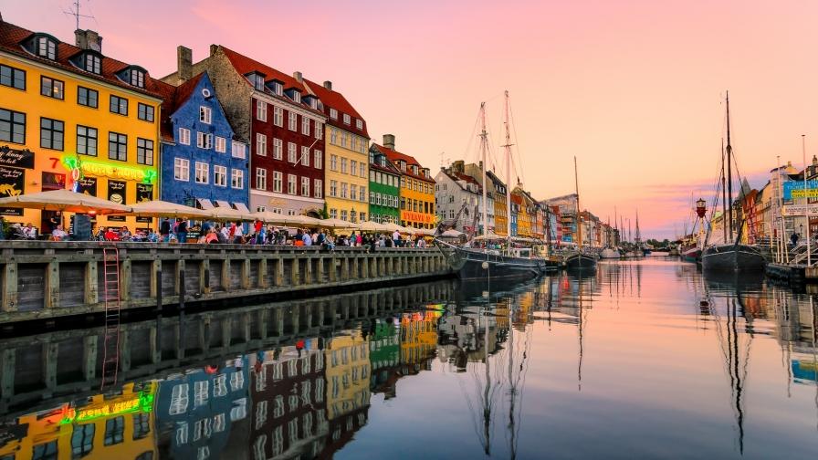 Ryanair skrydžiai į Kopenhagą su nuolaida