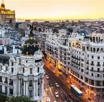 Ryanair skrydžiai į Madridą iš Lietuvos