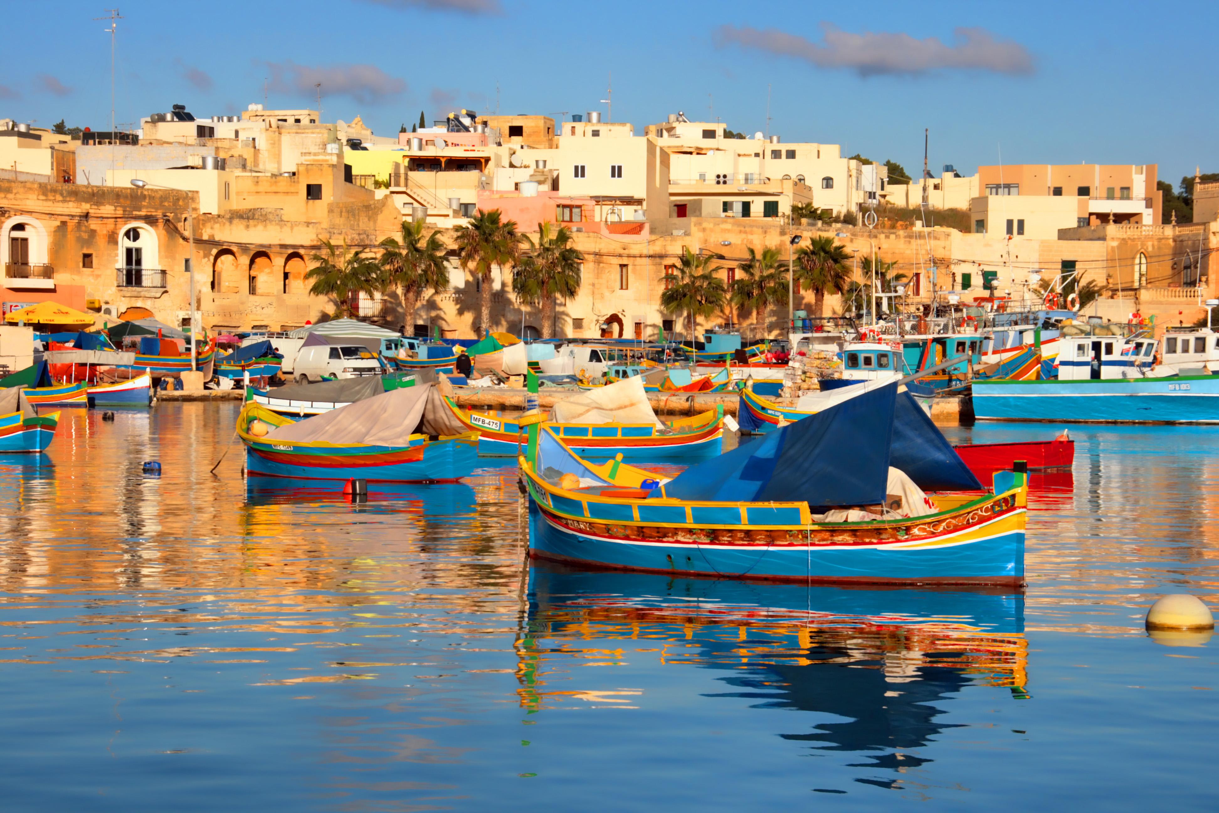 Ryanair skraidins į Maltą