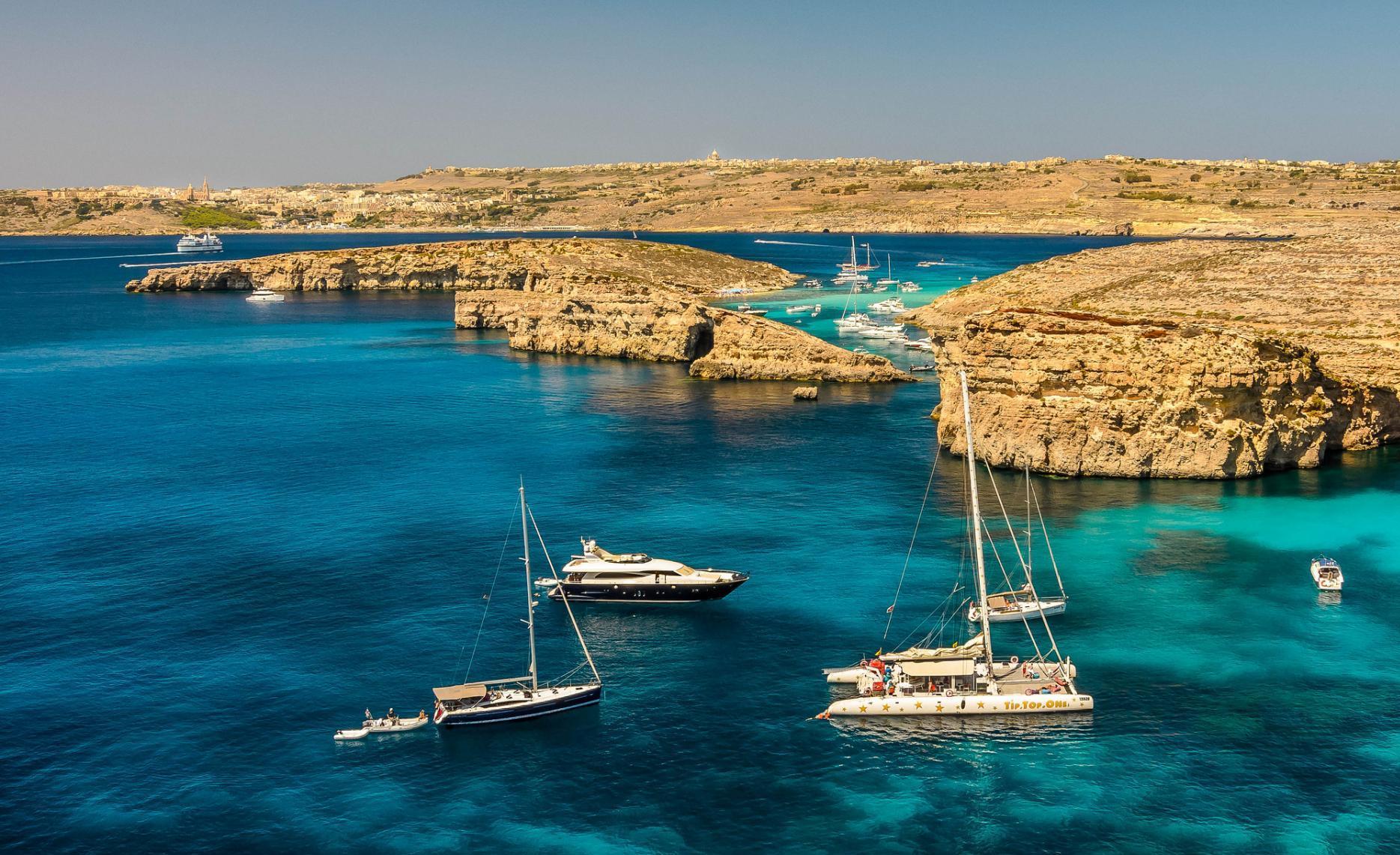 Ryanair skrydžiai į Maltą su nuolaida
