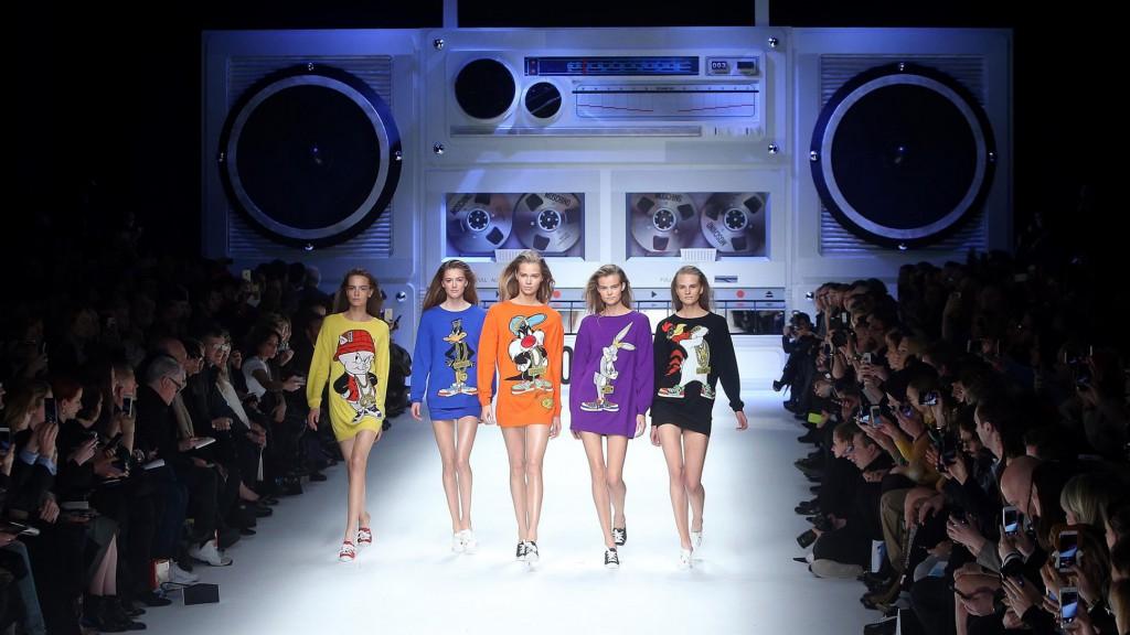 Ryanair skrydžiai į Milaną. Fashion Week