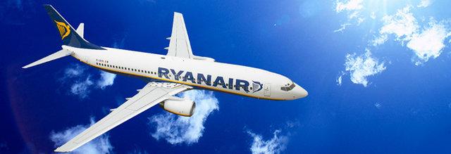 Ryanair-skrydziai