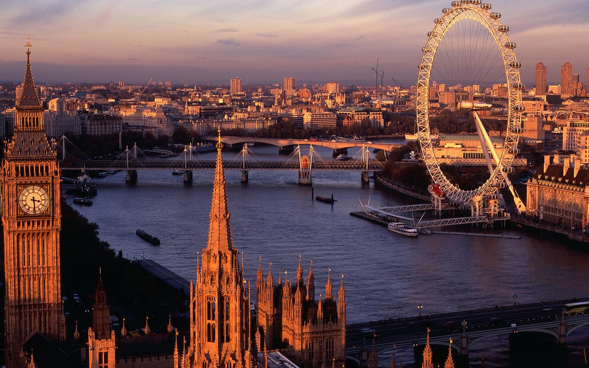 Ryanair srydžiai į Londoną.