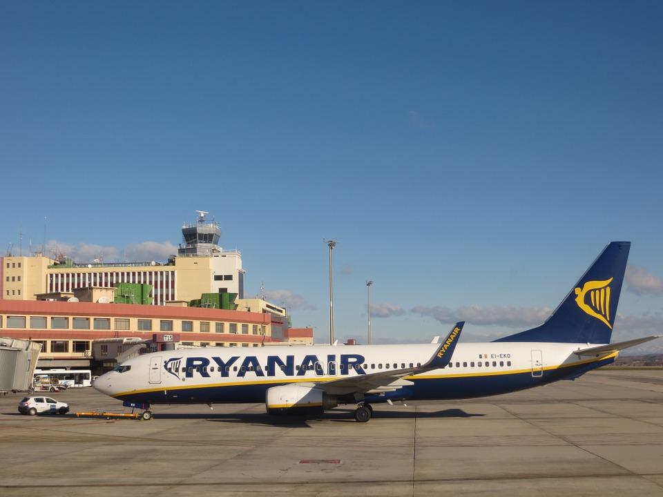 Ryanair bagažo taisyklės