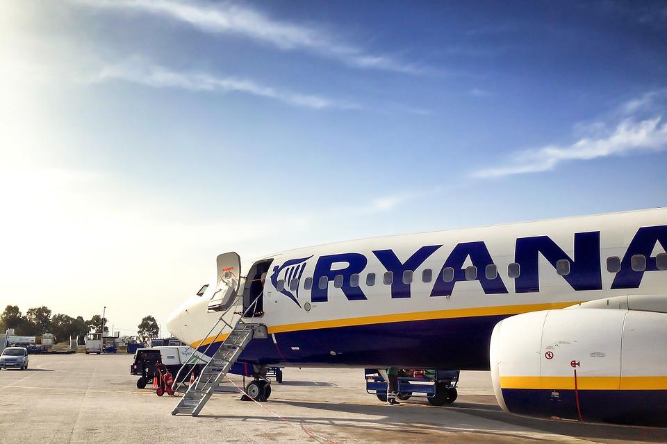 Keičiamos Ryanair bagažo taisyklės