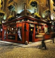 Dublinas, Temple Bar, Ryanair skrydžiai į Dubliną