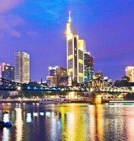 Frankfurtas. Ryanair skrydžiai į Frankfurtą