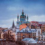 Ryanair skrydžiai į Kijevą