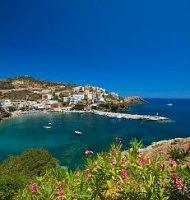 Kreta, Chania. Ryanair skrydžiai į Kretą, Chaniją
